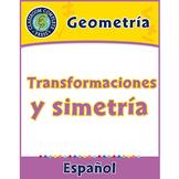 Geometría: Transformaciones y simetría Gr. PK-2