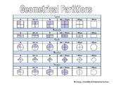 Geometrial Partitions Handout