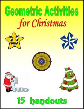 Geometric Activities for Christmas