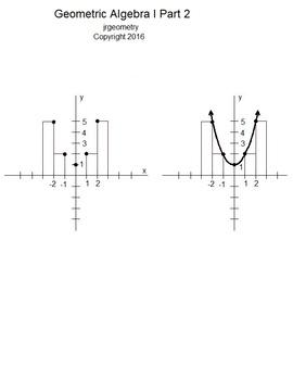 Geometric Algebra I Part 2