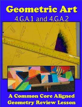 Geometric Art 4.G.1, 4.G.2