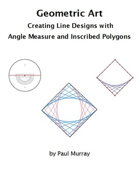 Geometric Art Line Designs Angle Measure And Circles Tpt,Cool Pumpkin Carving Designs