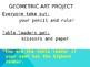 Geometric Art Project