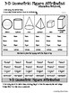 Geometric Attributes of 3D Shapes