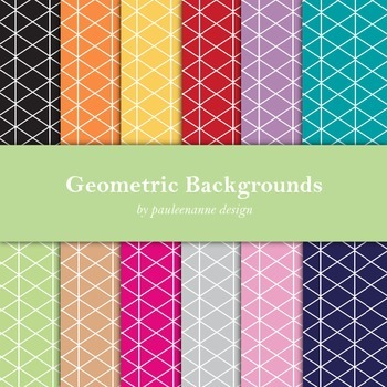Geometric Background Package