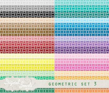 Geometric Background Set 3