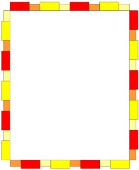 Geometric Borders