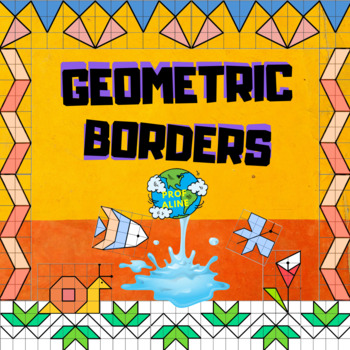 Geometric Borders, Distance Learning