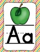 Geometric Classroom Decor: Alphabet Posters