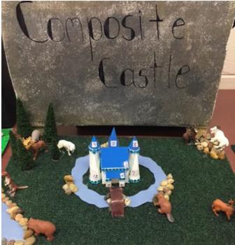 Geometric Castle 3D Printing Project