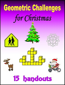 Geometric Challenges for Christmas