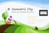 Geometric City - Project Based Learning
