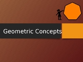 Geometric Concepts: Flips ,Slides, Rotations; Types of Tur