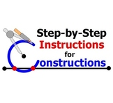 Geometric Constructions: Step-by-Step Instructions