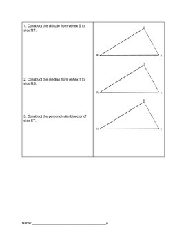 Geometric Figures Complete Bundled Unit