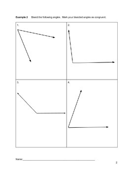 Geometric Figures Lesson 2 of 7