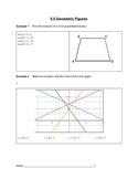 Geometric Figures Lesson 5 of 7