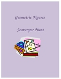 Geometric Figures Scavenger Hunt