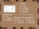 Geometric Formulas and the Metric System