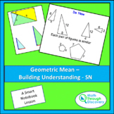 Geometric Mean - Building Understanding - SN