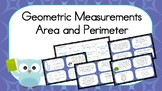 Geometric Measurments Area and Perimeter- Common Core