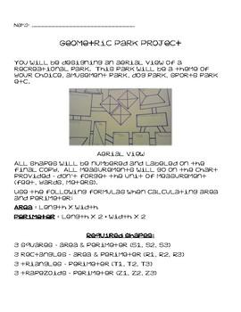 Geometric Park Project