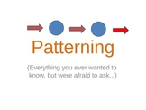 Geometric Patterning Introductory Powerpoint, activities included
