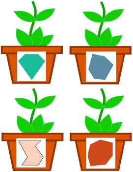 Geometric Polygon Shapes