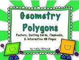Geometric Polygons & Quadrilaterals -- A Heap of Helpful R