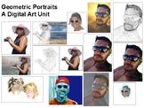 Geometric Portraits: A Digital Art Unit