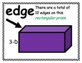 Common Core Geometric Posters (Criss-Cross Lines)
