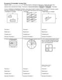 Geometric Probability Worksheet Spring 2014 with Key (Editable)