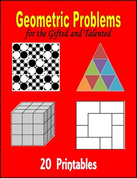 Geometric Problems for the Gifted and Talented