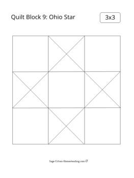 Geometric Quilt Patterns