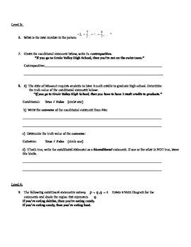 Geometric Reasoning Assessment