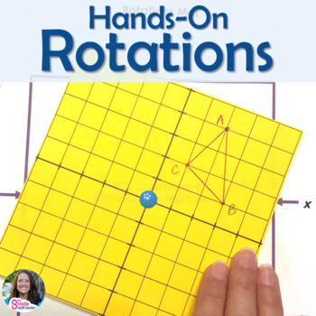 Geometric Rotations Hands-on Introductory Discovery Activity