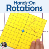 Rotations Hands on Introductory Discovery Activity Rigid T