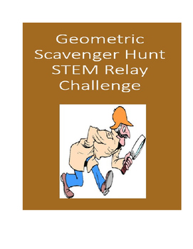 Geometric Scavenger Hunt Relay Challenge (Free Product)