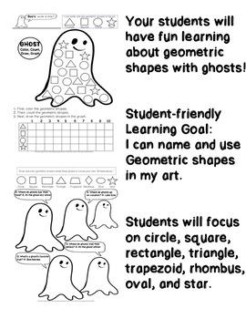 Geometric Shape Fall Fun