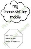 Geometric Shape Mobile