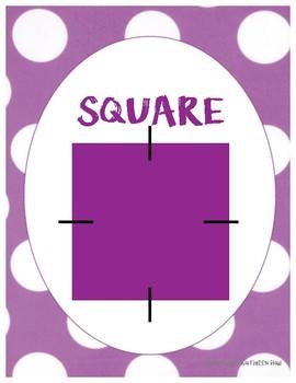 Geometric Shape Posters - FULL VERSION
