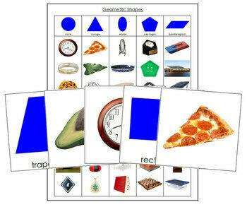 Geometric Shape Sorting