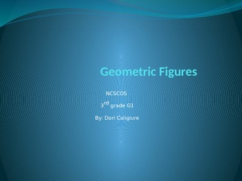 Geometric Shapes PowerPoint