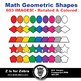 2D Geometric Shapes - 603 Images - CU Ok! Z is for Zebra