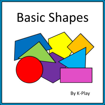 Geometric Shapes -- Powerpoint Presentation - Editable