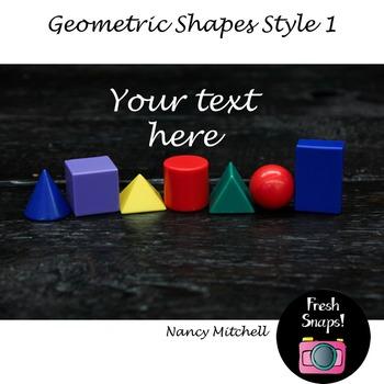 Geometric Shapes Style 1