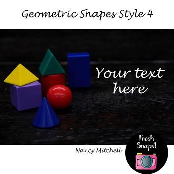Geometric Shapes Style 4