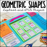 Geometric Shapes | Lapbook and Interactive Notebook