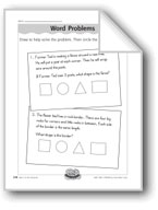 Geometric Shapes Word Problems