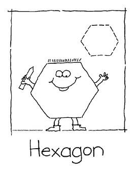 Geometric Shapes Worksheets